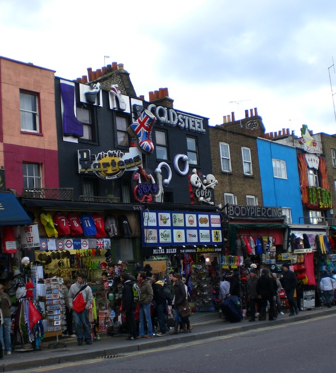 Camden Town Pictures to pin on Pinterest