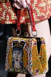 Dolce&Gabbana Woman Winter 14 Accessories Details (1)