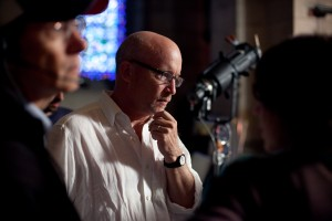 MEA MAXIMA CULPA_Alex Gibney on Set