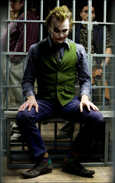 Stephen_Vaugan_ Joker in Jail,The dark Knight_2007