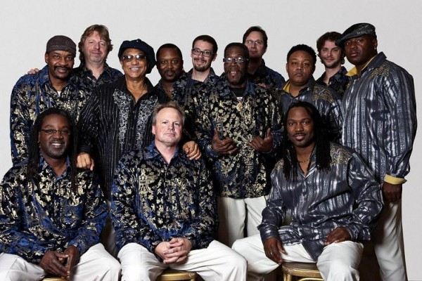 Earth Wind & Fire Experience feat Al McKay (2)