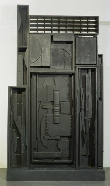 Louise Nevelson - Night Sun I, 1959