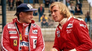 I veri Niki Lauda e James Hunt