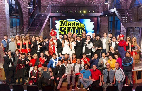 Made in Sud Cast