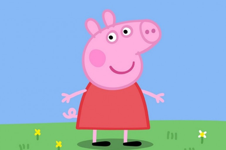 Peppa Pig dalla Tv al Cinema con Warner Bros