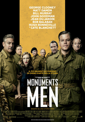 monuments-men locandina
