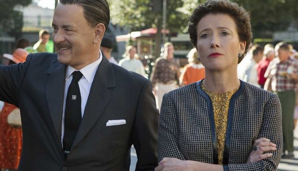 Saving Mr. Banks Rai 2 film Mary Poppins