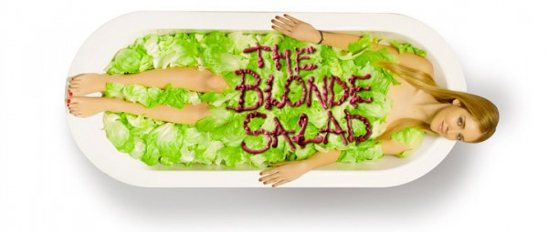 logo di The Blonde Salad