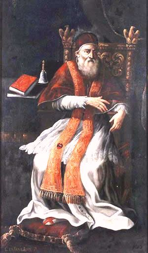 FIG. 3 - PAPA PAOLO IV