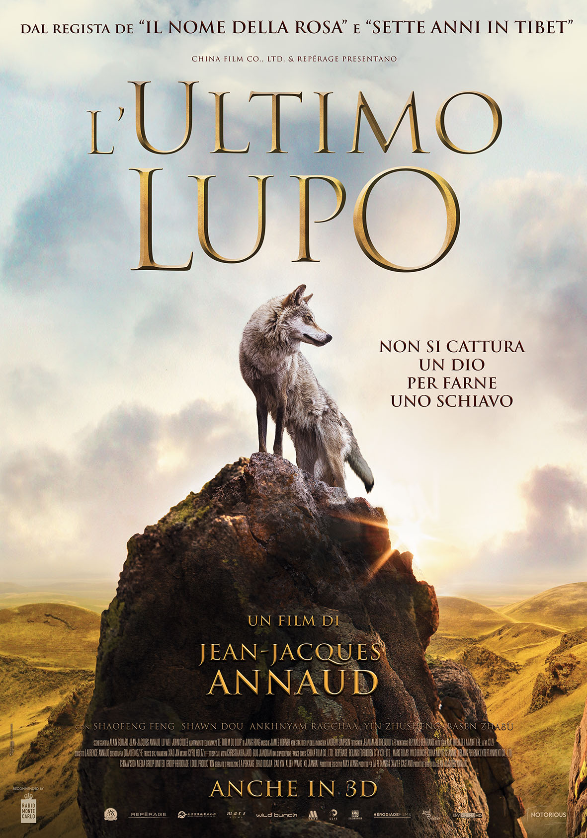 Image Result For L Ultimo Lupo