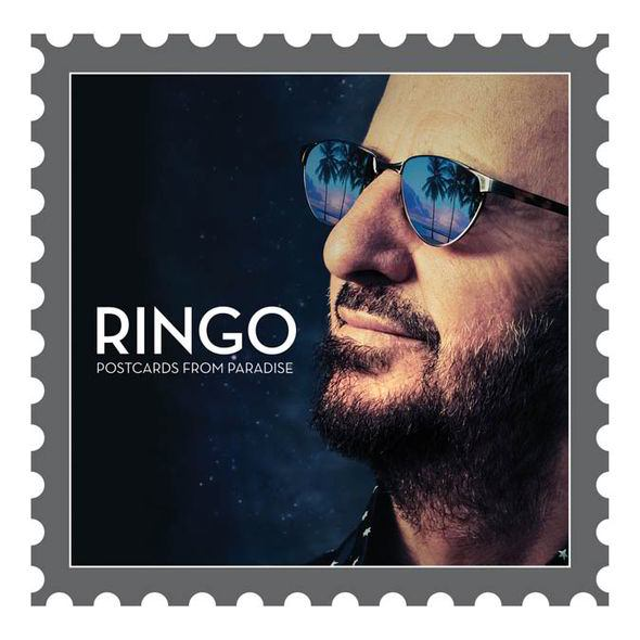 ringo-starr-nuovo-album-Postcards from Paradise