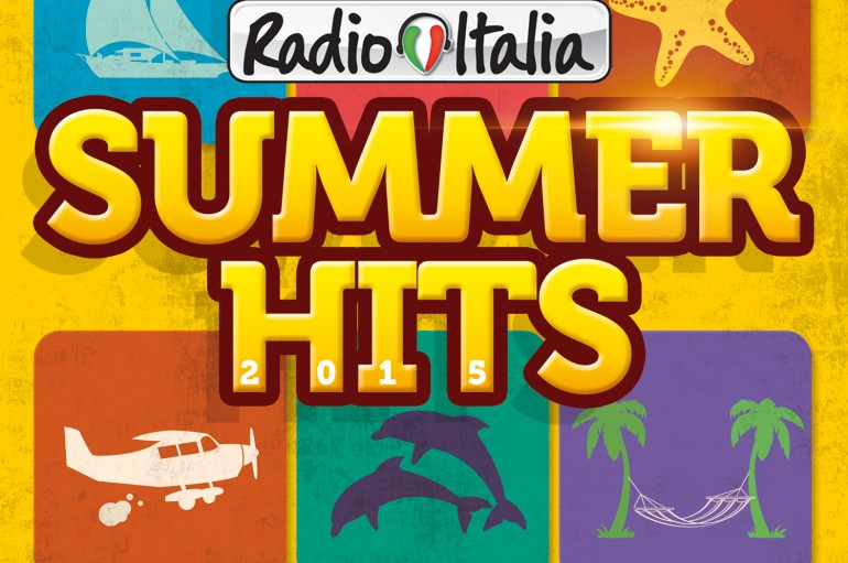 Radio Italia Compilation 2015, le canzoni dell'estate