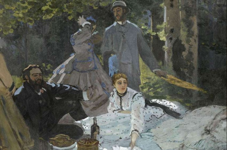 Claude Monet: quaranta opere in mostra a Torino