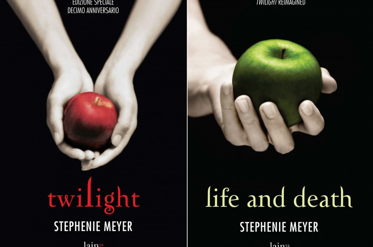 "Stephenie Meyer, C'è ""Life And Death"" dopo Twilight"