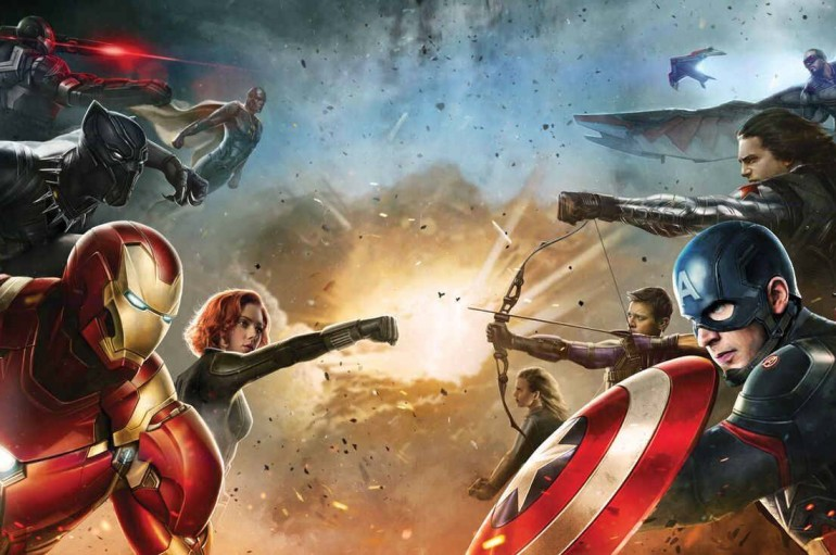 Captain America – Civil War: trailer del film, trama e recensione