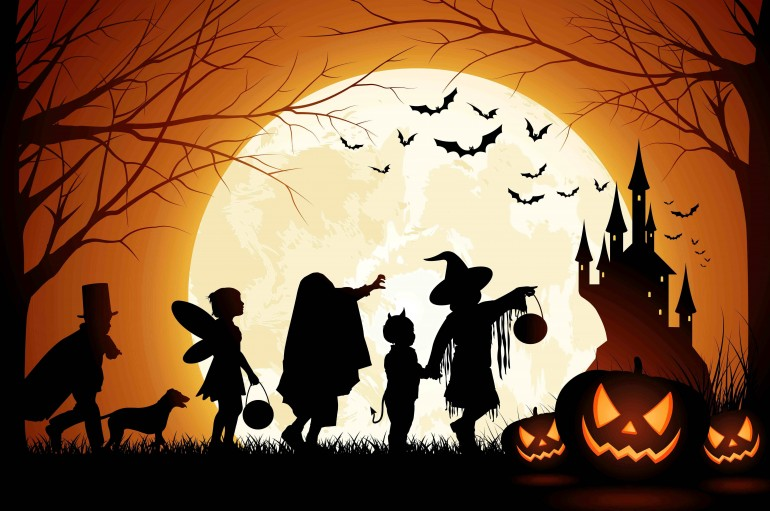 Halloween 2016 tra costumi e film