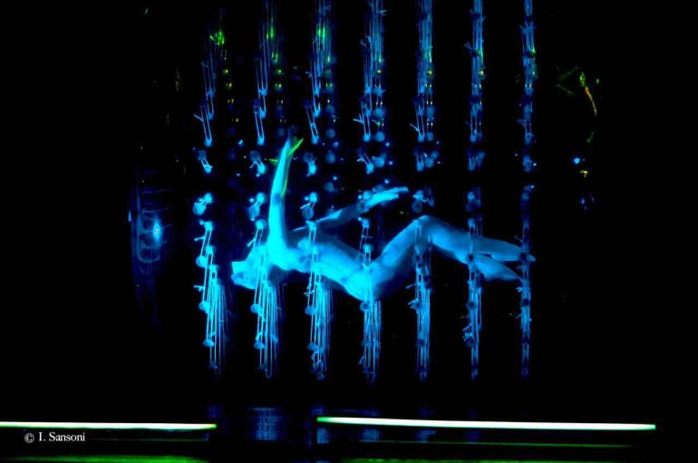 eVolution dance theater, in scena Night Garden