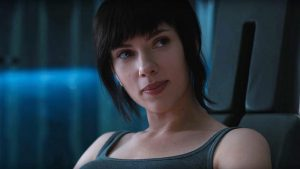 Ghost in the shell, recensione