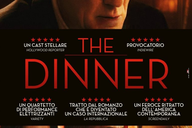 The Dinner: recensione, trama, trailer