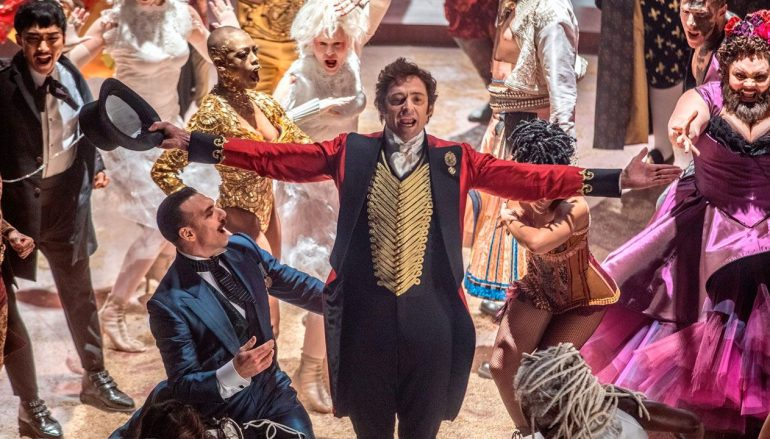 The Greatest Showman: recensione del musical