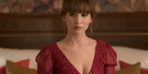 Red Sparrow trama