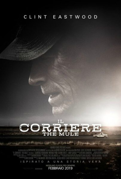 Il Corriere - The Mule trama recensione Clint Eastwood